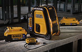 DEWALT Bluetooth-совместимые продукты